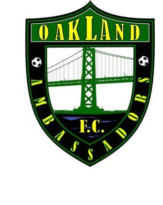 Oakland Ambassadors FC Logo