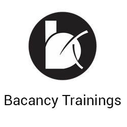 Bacancy Trainings Logo