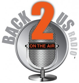 Back2Us Radio Network Logo