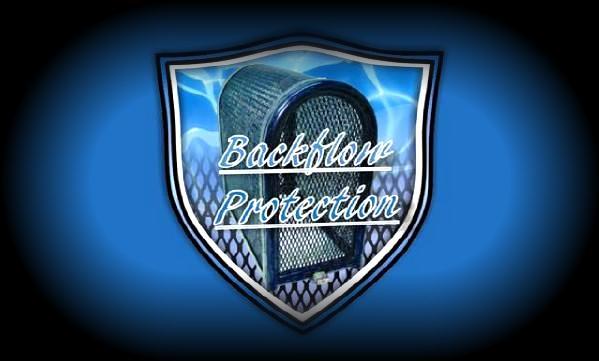 Backflow Protection Logo