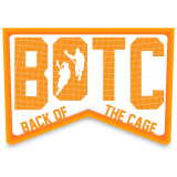 Back of the cage Logo