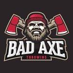 badaxethrowing Logo