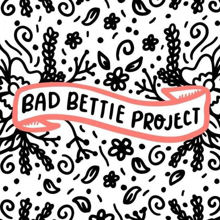 badbettieproject Logo