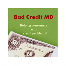 Bad Credit MD Logo