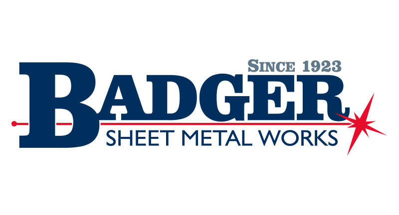 Badger Sheet Metal Works Logo