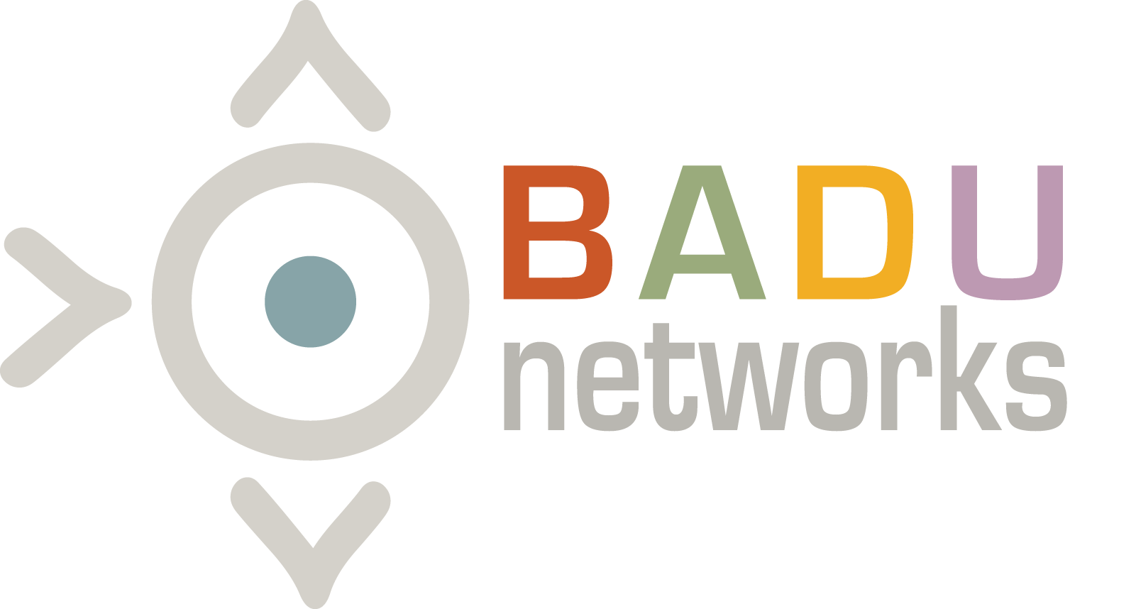 Badu Networks Logo