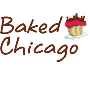 Baked Chicago Logo