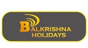 Balkrishna Holidays Logo