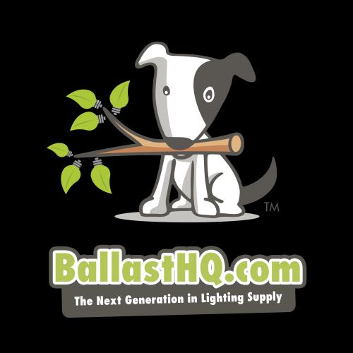 BallastHQ.com Lighting Supply Logo