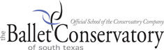 The Ballet Conservatory of South Texas Logo