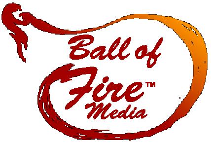 Ball of Fire, Inc. Logo