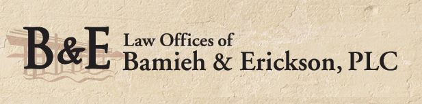 The Law Offices of Bamieh & Erickson, PLC Logo