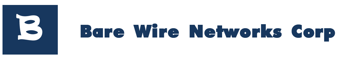 Bare Wire Networks Corp Logo