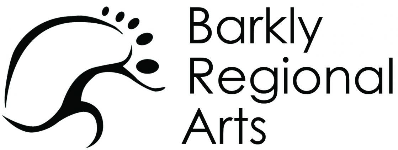 barklyregionalarts Logo
