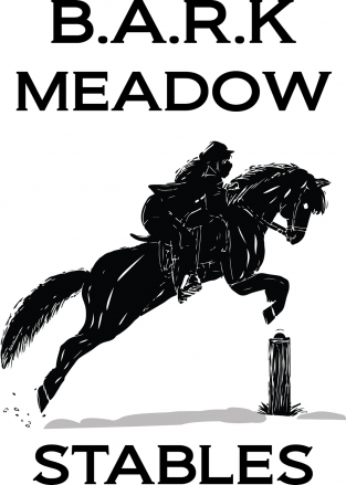B.A.R.K Meadow Stables Logo