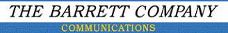 The Barrett Company Logo