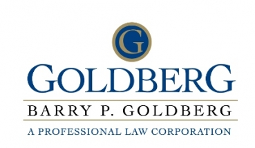 Barry P. Goldberg, A Professional Law Corporation Logo