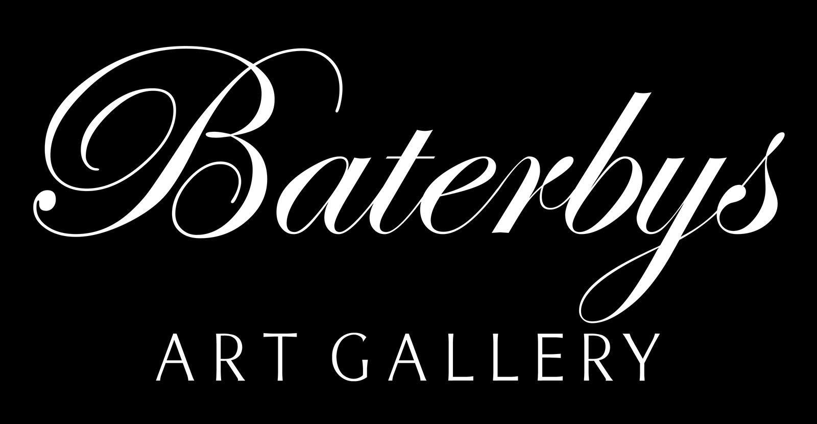 Baterbys Art Gallery Logo