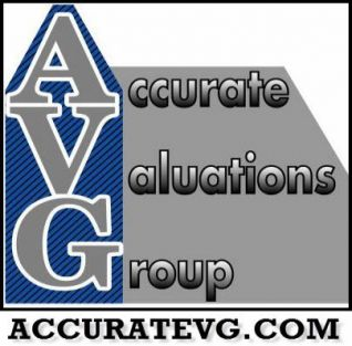 Accurate Valuations Group Logo
