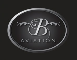 B Aviation Logo