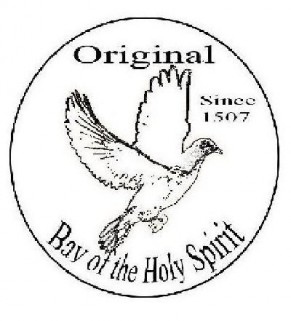 Bay of the Holy Spirit Logo