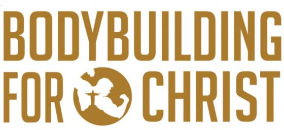 Bodybuilding for Christ (NGO) Logo