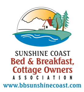 Sunshine Coast B&B Cottage Owners Association Logo