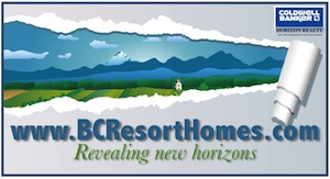 BC Resort Homes Logo