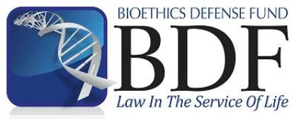 Bioethics Defense Fund Logo