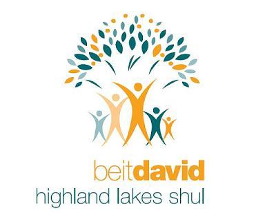 Beit David Highland Lakes Shul Logo