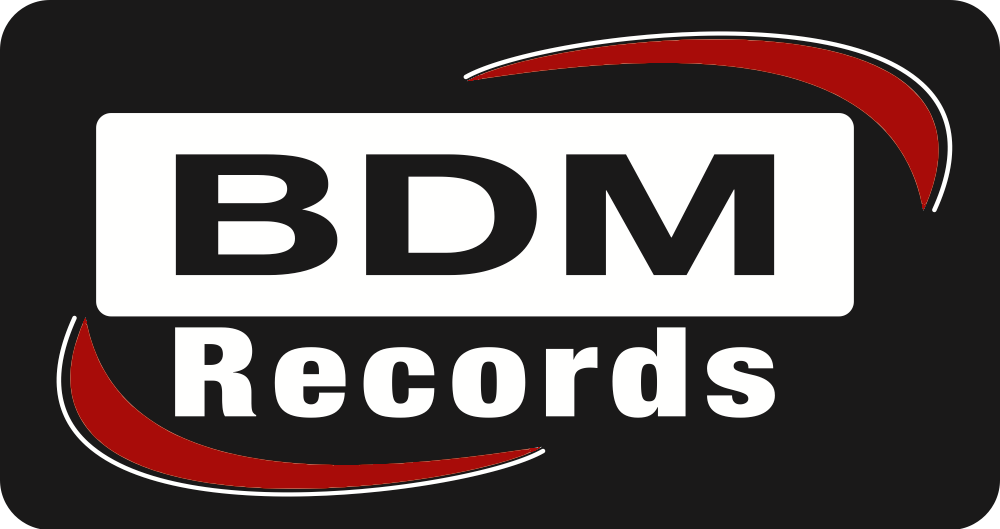 bdmrecords Logo