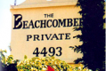 The Beachcomber Rehabilitation Logo
