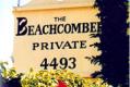 The Beachcomber Rehabilitation Logo