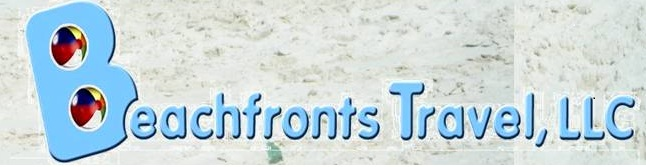 BEACHFRONTS TRAVEL Logo