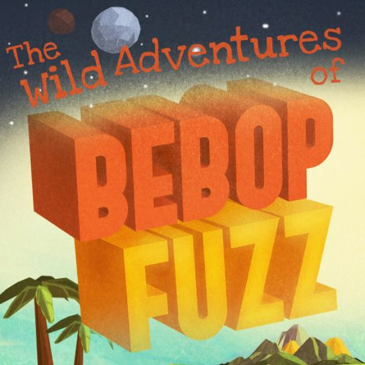 The Wild Adventures of Bebop Fuzz Logo