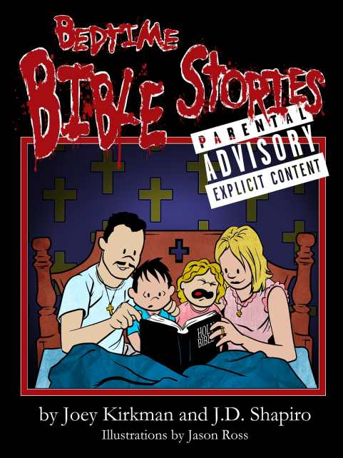 Bedtime Bible Stories Logo