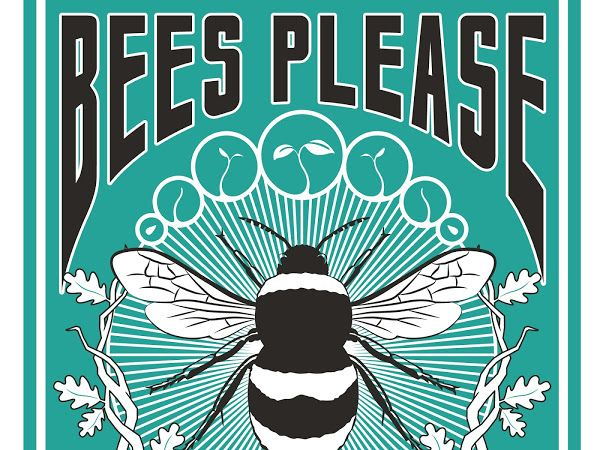 Bees Please Logo