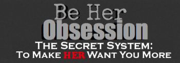 Be Her Obsession Logo