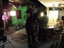 Behind The Scenes Crew Logo