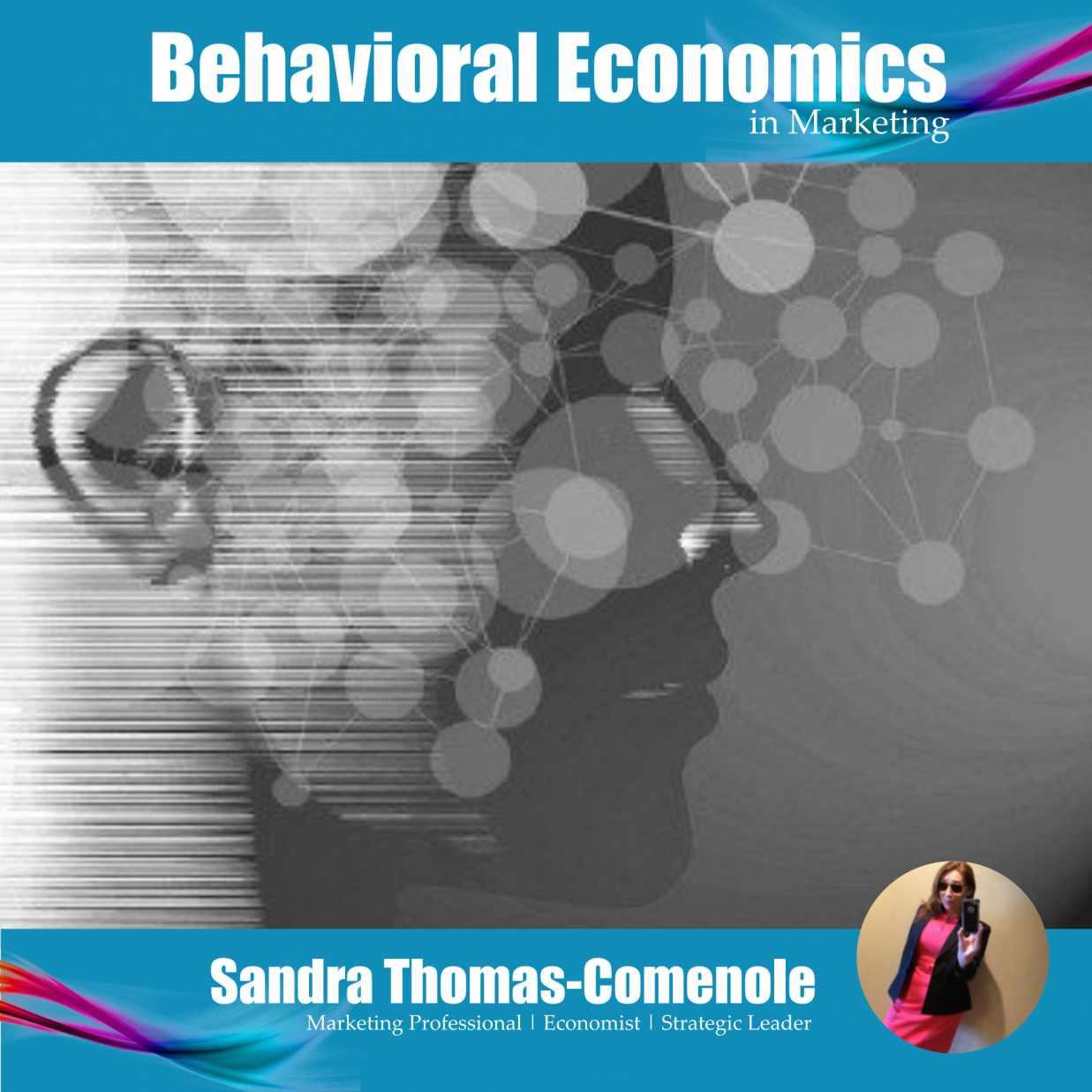 Behavioral Economics in Marketing Podcast Logo
