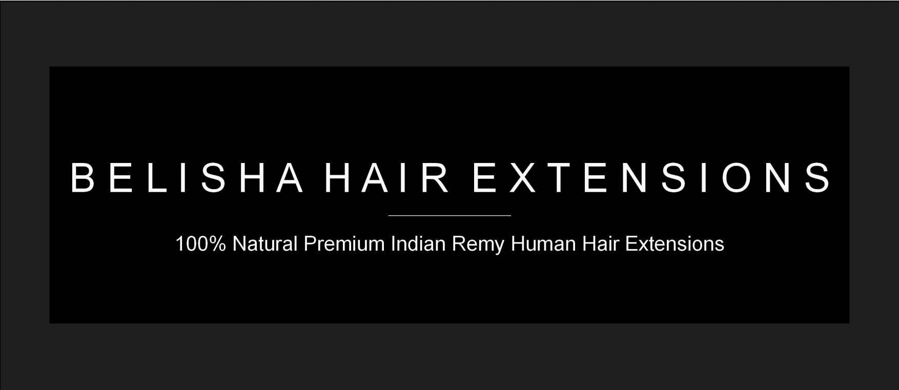 BeliSha Hair Extensions Logo
