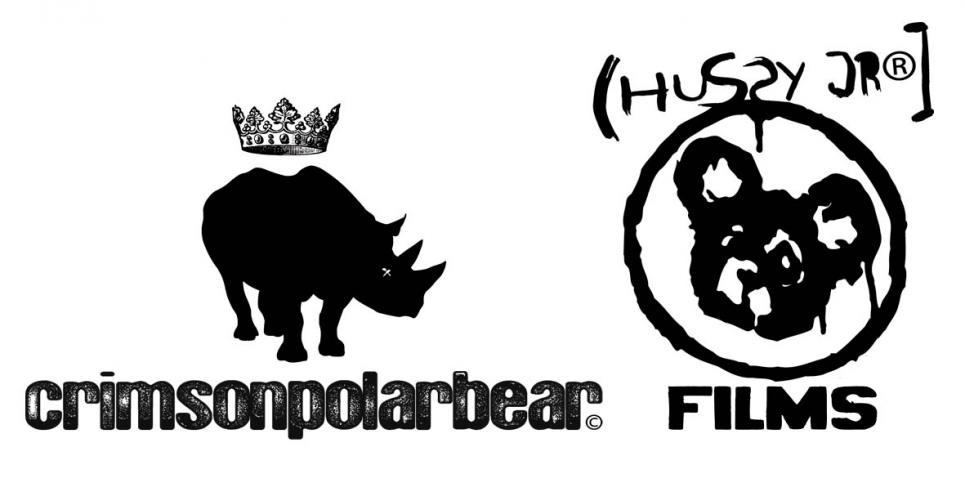 Crimson Polar Bear Films Logo