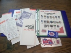 motor club of america Logo