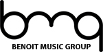 Benoit Music Group Logo