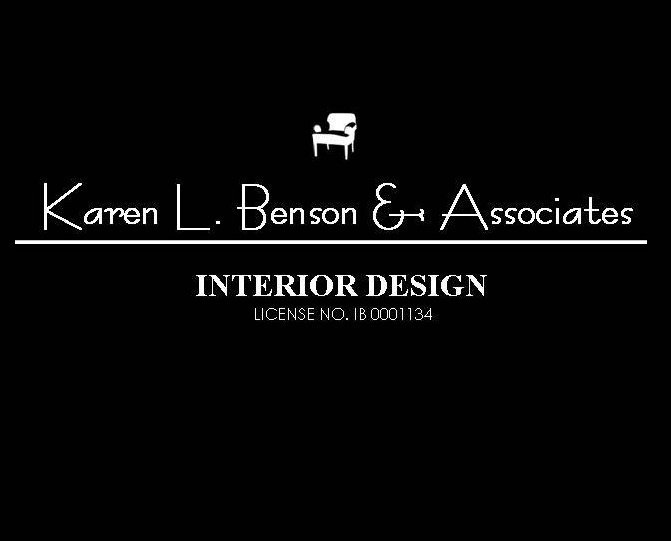 Benson & Associates Interior Design Logo