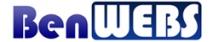 benwebs Logo