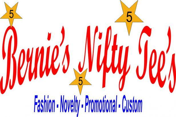 Bernie's Nifty Tee's Logo