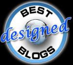 Best Designed Blogs Logo