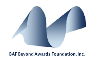 BAF- Beyond Awards Foundation, Inc. Logo