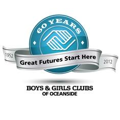Boys & Girls Clubs of Oceanside Logo